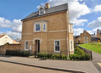 Thumbnail 4 bedroom end terrace house for sale in Heathcliff Avenue, Stotfold, Hitchin