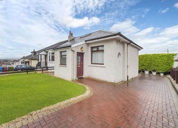 Thumbnail 2 bedroom semi-detached bungalow for sale in 83 Calderwood Road, Rutherglen