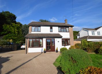 Thumbnail 4 bed detached house to rent in Clos Hereford, Llantrisant, Pontyclun