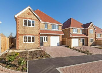 Thumbnail 4 bed detached house for sale in Robin Close, Bobbing, Sittingbourne