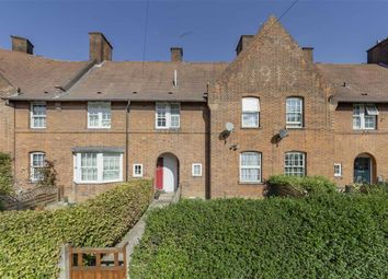 Thumbnail 3 bed terraced house for sale in Du Cane Road, London