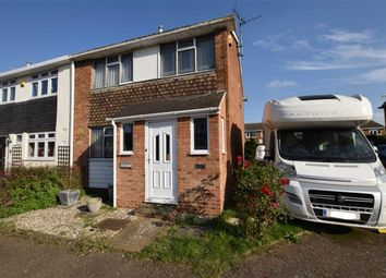 Thumbnail 3 bed end terrace house for sale in Hazelwood, Linford, Essex