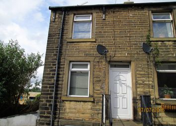 Thumbnail 1 bed end terrace house to rent in Wakefield Road, Waterloo, Huddersfield