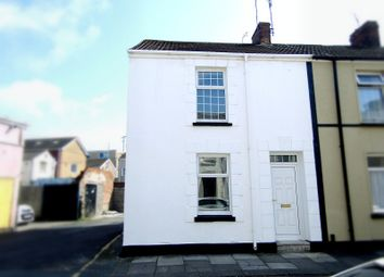 Thumbnail 2 bedroom end terrace house for sale in Waterloo Street, Llanelli, Carmarthenshire.
