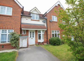 Thumbnail 2 bed terraced house to rent in Minstrel Close, Hucknall, Nottingham