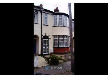 Thumbnail 3 bed terraced house to rent in Salisbury Avenue, Westcliff-On-Sea