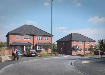 Thumbnail 3 bedroom semi-detached house for sale in Dudley, Holly Hall, Stourbridge Road, Church View, Plot Eight