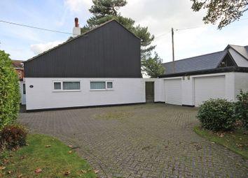Thumbnail 4 bed property for sale in Becton Lane, Barton On Sea, New Milton