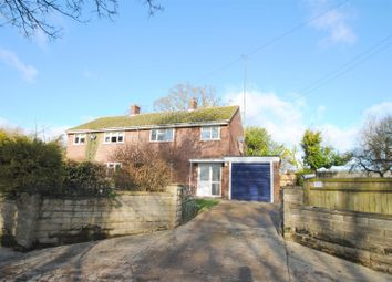 Thumbnail 3 bed semi-detached house to rent in Ginge, Wantage