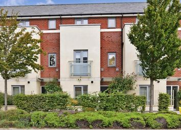 Thumbnail 4 bed town house for sale in Springhead Parkway, Gravesend, Kent