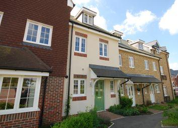 Thumbnail 3 bed town house to rent in Warren Close, Farnham, Surrey