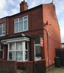 Thumbnail 3 bed end terrace house to rent in King Edward Street, Scunthorpe
