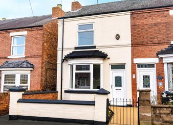 Thumbnail 2 bedroom end terrace house for sale in Lincoln Grove, Radcliffe-On-Trent, Nottingham