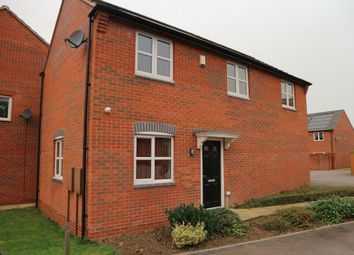 Thumbnail 3 bedroom detached house for sale in Beagle Close, Off Abbey Lane