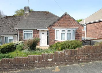 Thumbnail 2 bedroom semi-detached bungalow for sale in Revell Park Road, Plympton, Plymouth