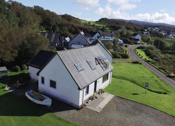 Thumbnail 4 bed detached house for sale in Strontain, Tayvallich