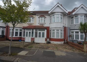 Thumbnail 4 bed terraced house to rent in Campbell Avenue, Ilford