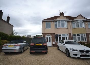 Thumbnail 3 bed semi-detached house for sale in Plummers Hill, St George, Bristol