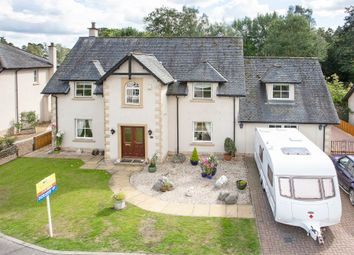 Thumbnail 4 bed detached house for sale in Druids Park, Murthly, Perth, Perthshire