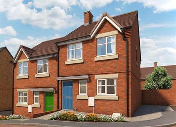Thumbnail 3 bed semi-detached house for sale in The Cornflower, Briars Walk, Cannok