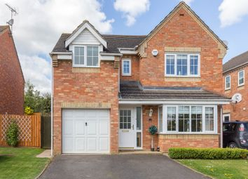 Thumbnail 4 bed detached house for sale in Cooper Drive, Wellingborough