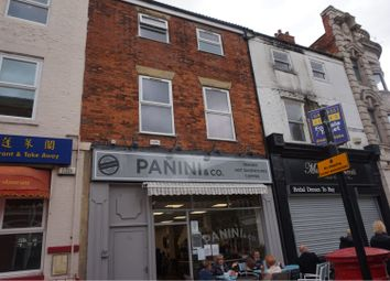 Thumbnail 1 bed flat to rent in Story Street, Hull
