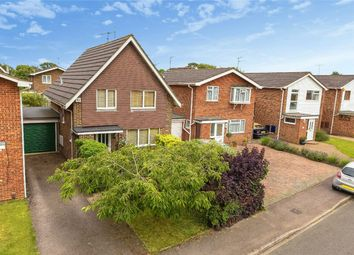 Thumbnail 4 bed detached house for sale in Welby Crescent, Winnersh, Wokingham, Berkshire