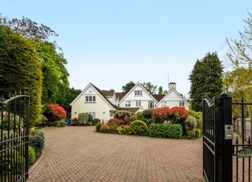 Thumbnail 7 bed detached house to rent in The Gables, London Road, Sunningdale, Ascot, Berkshire