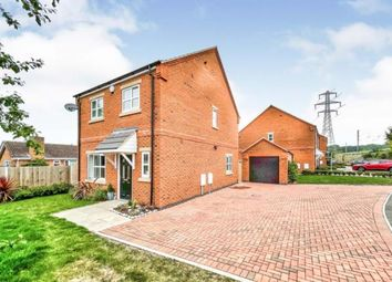 Thumbnail 3 bed detached house for sale in Steeple Gardens, Harlington, Dunstable