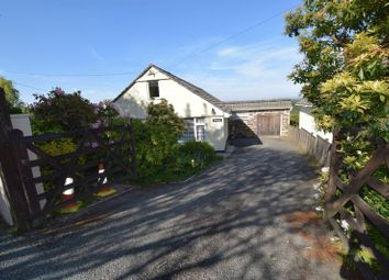 Thumbnail 4 bed bungalow for sale in Chilsworthy, Gunnislake