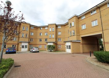 Thumbnail 2 bed flat to rent in Rush Grove Street, Woolwich