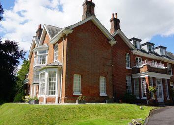 Thumbnail 2 bed flat for sale in Winton Hill, Stockbridge