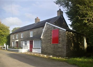 Thumbnail 3 bed detached house for sale in Capel Iwan, Newcastle Emlyn