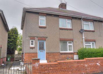 3 bed semi-detached house for sale in Millfield North, Bedlington NE22