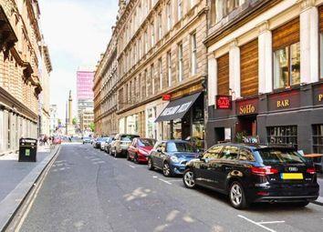 Thumbnail 1 bedroom flat for sale in Miller Street, Merchant City, Glasgow, Lanarkshire