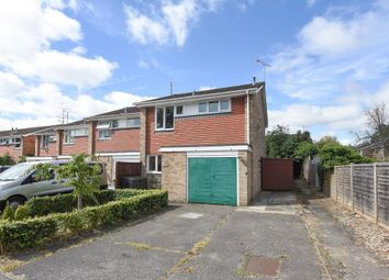 Thumbnail 3 bedroom semi-detached house for sale in Holmewood Close, Wokingham