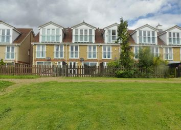 Thumbnail 4 bed town house to rent in Riverdown, March, Cambs