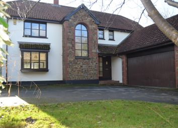 Thumbnail 4 bed detached house to rent in Mines Road, Bideford