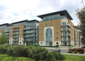 Thumbnail 2 bed flat for sale in Argyll Road, Woolwich