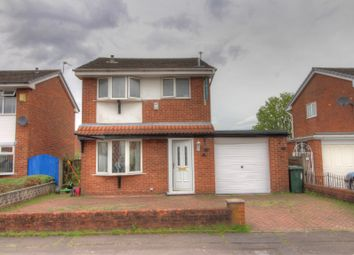 Thumbnail 3 bed detached house for sale in Andover Avenue, Middleton, Manchester