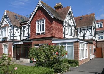 Thumbnail 3 bed flat for sale in Victoria Avenue, Swanage