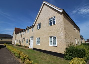 Thumbnail 2 bed flat for sale in Bromedale Avenue, Mulbarton, Norwich