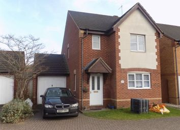 Thumbnail 3 bedroom detached house for sale in Cagney Drive, Swindon