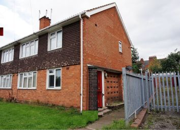 Thumbnail 1 bed flat for sale in Hordern Grove, Wolverhampton
