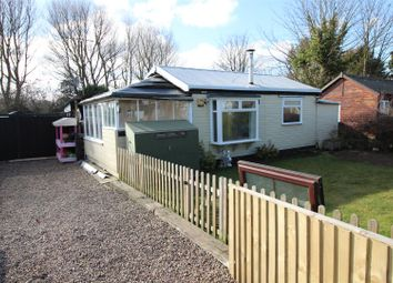 Thumbnail 2 bed detached bungalow for sale in Humberston Fitties, Humberston, Grimsby