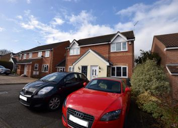 Thumbnail 2 bed semi-detached house for sale in Clouded Yellow Close, Braintree