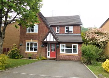 Thumbnail 4 bed detached house for sale in Coed Mawr, Forgemill, Ystrad Mynach, Caerphilly