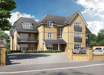 Thumbnail 2 bed flat for sale in Salthaven, 36 Tower Road, Poole, Dorset