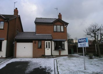 Thumbnail 3 bed detached house to rent in Bassenthwaite Court, Kingswinford