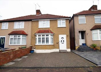 Thumbnail 3 bed semi-detached house for sale in Clapgate Road, Bushey WD23.